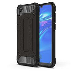 Coque Ultra Fine Silicone Souple 360 Degres Housse Etui pour Huawei Enjoy 8S Noir