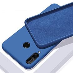 Coque Ultra Fine Silicone Souple 360 Degres Housse Etui pour Huawei Honor 20i Bleu