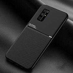 Coque Ultra Fine Silicone Souple 360 Degres Housse Etui pour Huawei Honor 30S Noir