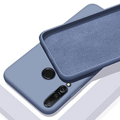Coque Ultra Fine Silicone Souple 360 Degres Housse Etui pour Huawei Nova 5i Bleu Ciel