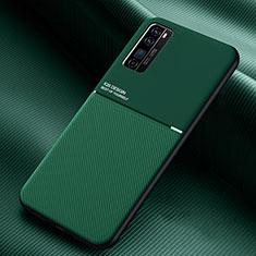 Coque Ultra Fine Silicone Souple 360 Degres Housse Etui pour Huawei Nova 7 Pro 5G Vert