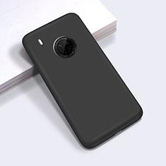 Coque Ultra Fine Silicone Souple 360 Degres Housse Etui pour Huawei Y9a Noir