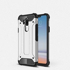 Coque Ultra Fine Silicone Souple 360 Degres Housse Etui pour LG G7 Blanc