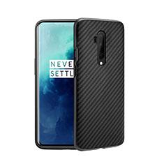 Coque Ultra Fine Silicone Souple 360 Degres Housse Etui pour OnePlus 7T Pro 5G Gris