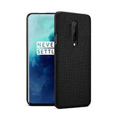 Coque Ultra Fine Silicone Souple 360 Degres Housse Etui pour OnePlus 7T Pro Noir
