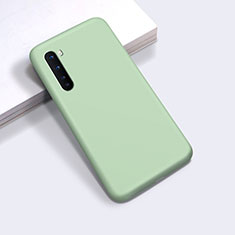 Coque Ultra Fine Silicone Souple 360 Degres Housse Etui pour OnePlus Nord Pastel Vert