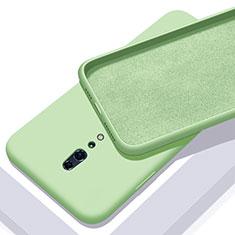 Coque Ultra Fine Silicone Souple 360 Degres Housse Etui pour Oppo Reno Z Vert