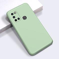 Coque Ultra Fine Silicone Souple 360 Degres Housse Etui pour Realme 7i Vert