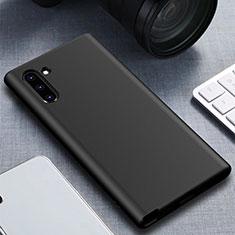 Coque Ultra Fine Silicone Souple 360 Degres Housse Etui pour Samsung Galaxy Note 10 5G Noir