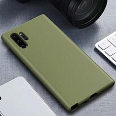 Coque Ultra Fine Silicone Souple 360 Degres Housse Etui pour Samsung Galaxy Note 10 Plus Vert
