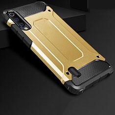 Coque Ultra Fine Silicone Souple 360 Degres Housse Etui pour Xiaomi CC9e Or