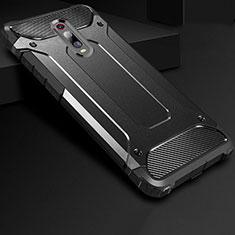 Coque Ultra Fine Silicone Souple 360 Degres Housse Etui pour Xiaomi Mi 9T Noir