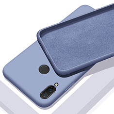 Coque Ultra Fine Silicone Souple 360 Degres Housse Etui pour Xiaomi Redmi 7 Bleu Ciel