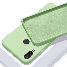 Coque Ultra Fine Silicone Souple 360 Degres Housse Etui pour Xiaomi Redmi 7 Vert
