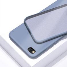 Coque Ultra Fine Silicone Souple 360 Degres Housse Etui pour Xiaomi Redmi Go Bleu Ciel