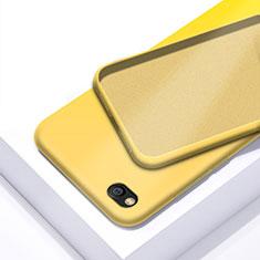 Coque Ultra Fine Silicone Souple 360 Degres Housse Etui pour Xiaomi Redmi Go Jaune
