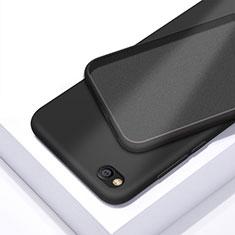 Coque Ultra Fine Silicone Souple 360 Degres Housse Etui pour Xiaomi Redmi Go Noir