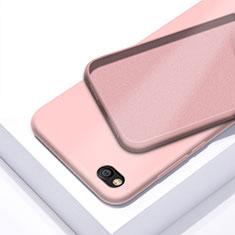 Coque Ultra Fine Silicone Souple 360 Degres Housse Etui pour Xiaomi Redmi Go Or Rose