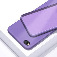 Coque Ultra Fine Silicone Souple 360 Degres Housse Etui pour Xiaomi Redmi Go Violet