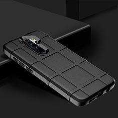 Coque Ultra Fine Silicone Souple 360 Degres Housse Etui pour Xiaomi Redmi Note 8 Pro Noir