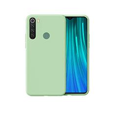 Coque Ultra Fine Silicone Souple 360 Degres Housse Etui pour Xiaomi Redmi Note 8T Vert