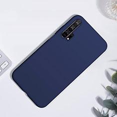 Coque Ultra Fine Silicone Souple 360 Degres Housse Etui S01 pour Huawei Honor 20 Pro Bleu