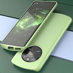 Coque Ultra Fine Silicone Souple 360 Degres Housse Etui S01 pour Huawei Mate 40 Pro Pastel Vert