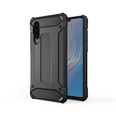 Coque Ultra Fine Silicone Souple 360 Degres Housse Etui S01 pour Huawei P30 Noir