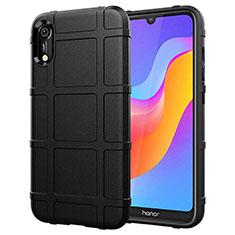 Coque Ultra Fine Silicone Souple 360 Degres Housse Etui S01 pour Huawei Y6 (2019) Noir