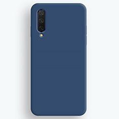 Coque Ultra Fine Silicone Souple 360 Degres Housse Etui S01 pour Xiaomi CC9e Bleu