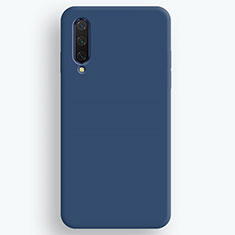 Coque Ultra Fine Silicone Souple 360 Degres Housse Etui S01 pour Xiaomi Mi A3 Bleu
