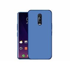 Coque Ultra Fine Silicone Souple 360 Degres Housse Etui S01 pour Xiaomi Redmi K20 Bleu