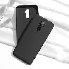 Coque Ultra Fine Silicone Souple 360 Degres Housse Etui S01 pour Xiaomi Redmi Note 8 Pro Noir
