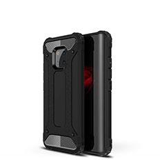 Coque Ultra Fine Silicone Souple 360 Degres Housse Etui S02 pour Huawei Mate 20 Pro Noir