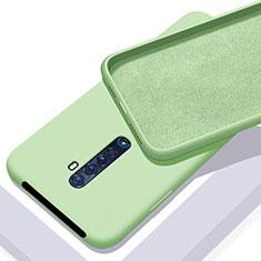 Coque Ultra Fine Silicone Souple 360 Degres Housse Etui S02 pour Oppo Reno2 Vert