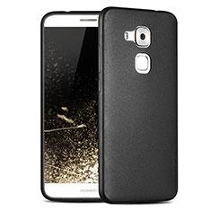 Coque Ultra Fine Silicone Souple 360 Degres pour Huawei G9 Plus Noir