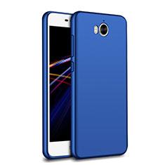 Coque Ultra Fine Silicone Souple 360 Degres pour Huawei Y6 (2017) Bleu