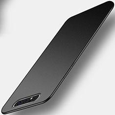 Coque Ultra Fine Silicone Souple Housse Etui C01 pour Samsung Galaxy A80 Noir