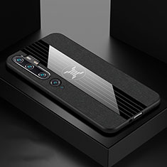 Coque Ultra Fine Silicone Souple Housse Etui C03 pour Xiaomi Mi Note 10 Noir