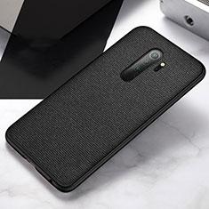 Coque Ultra Fine Silicone Souple Housse Etui C03 pour Xiaomi Redmi Note 8 Pro Noir