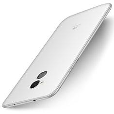 Coque Ultra Fine Silicone Souple Housse Etui S01 pour Huawei Enjoy 6S Blanc
