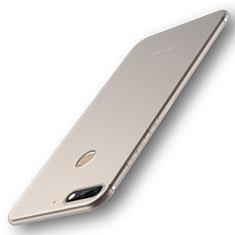 Coque Ultra Fine Silicone Souple Housse Etui S01 pour Huawei Enjoy 8 Clair