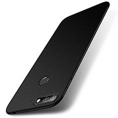 Coque Ultra Fine Silicone Souple Housse Etui S01 pour Huawei Enjoy 8e Noir
