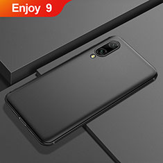 Coque Ultra Fine Silicone Souple Housse Etui S01 pour Huawei Enjoy 9 Noir