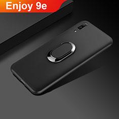 Coque Ultra Fine Silicone Souple Housse Etui S01 pour Huawei Enjoy 9e Noir