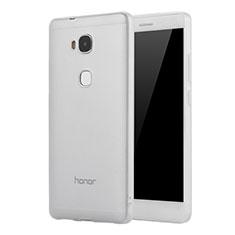 Coque Ultra Fine Silicone Souple Housse Etui S01 pour Huawei GR5 Clair