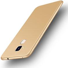 Coque Ultra Fine Silicone Souple Housse Etui S01 pour Huawei GR5 Mini Or