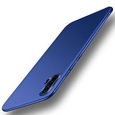 Coque Ultra Fine Silicone Souple Housse Etui S01 pour Huawei Honor 20 Pro Bleu