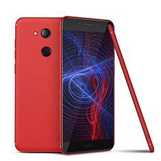 Coque Ultra Fine Silicone Souple Housse Etui S01 pour Huawei Honor 6C Pro Rouge