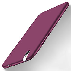 Coque Ultra Fine Silicone Souple Housse Etui S01 pour Huawei Honor 7i shot X Violet